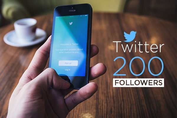 200 TWITTER FOLLOWERS To Grow Your Business